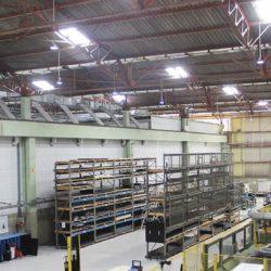 Iluminação LED em indústrias - lâmpadas Luter Led