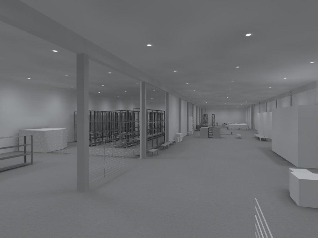Projeto Dialux 3D
