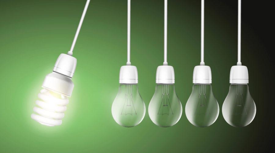 Lâmpada de LED Empresas