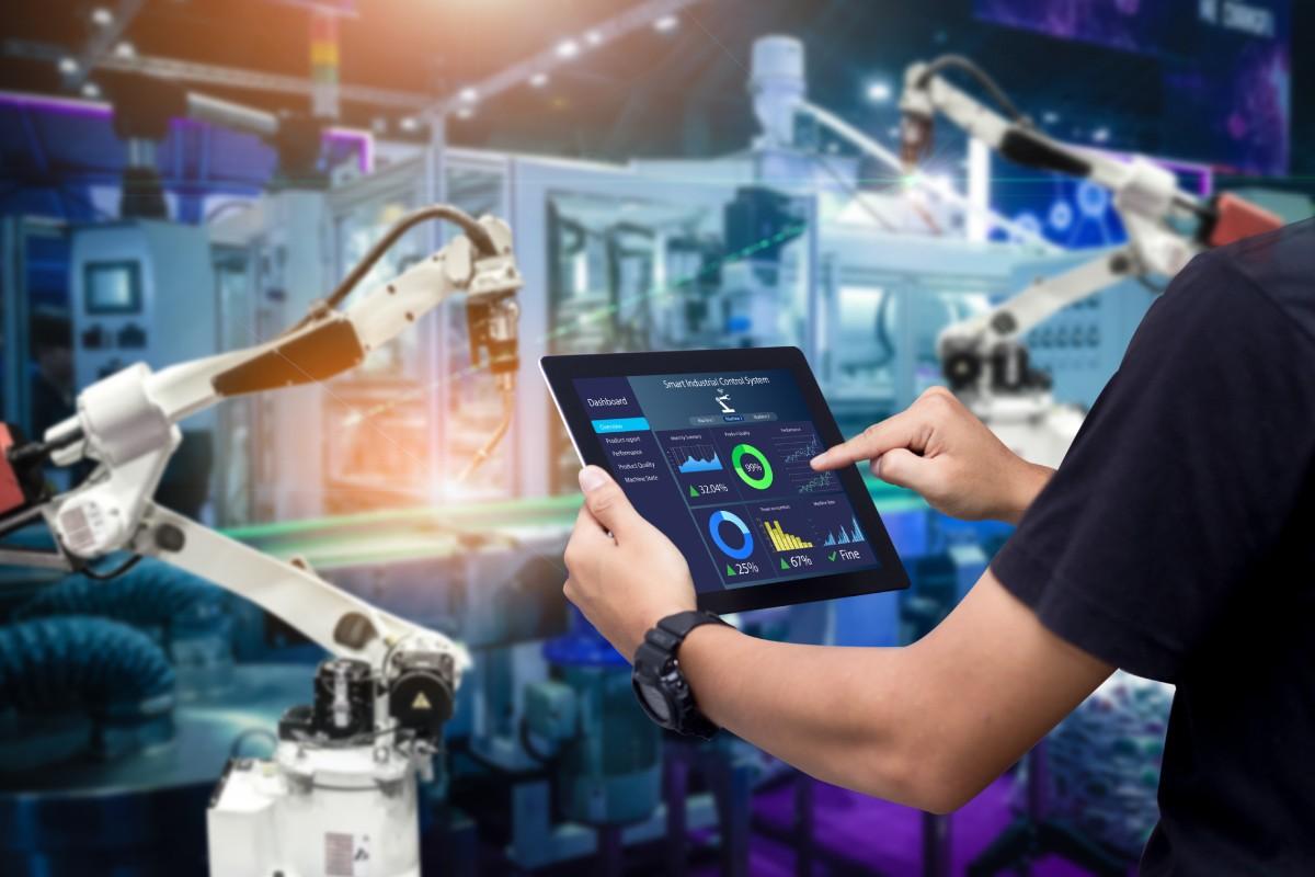 indústria 4.0 setor elétrico